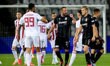 Το ΠΑΟΚ - Ολυμπιακός 0-1 μέσα από την παρακάμερα του PAOK TV (vid)