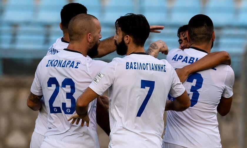 Λαμία - Παναιτωλικός 2-0: Τον «καθάρισε» με Βιγιάλμπα, Μπιανκόνι (highlights)