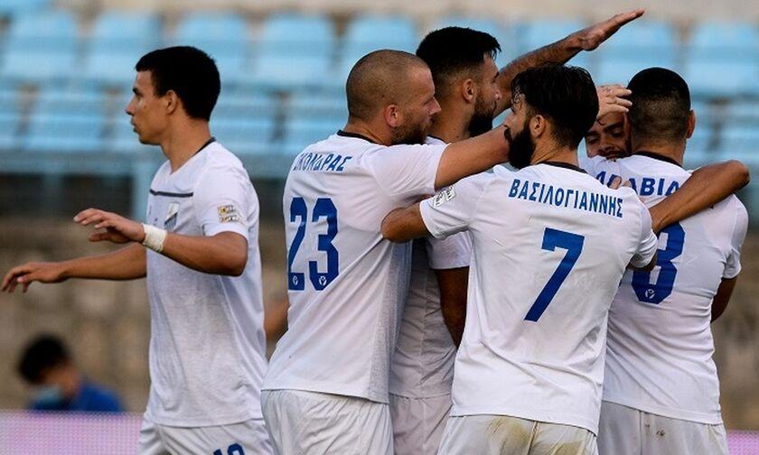Λαμία - Παναιτωλικός: Το 2-0 από τον Μπιανκόνι (vid)