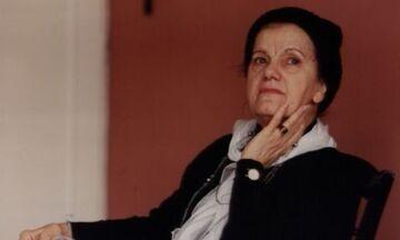 Πέθανε η σπουδαία ηθοποιός Ασπασία Παπαθανασίου