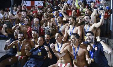 Σαν σήμερα: Πρωταθλητής Ευρώπης ο Ολυμπιακός για δεύτερη φορά στο πόλο (vid)