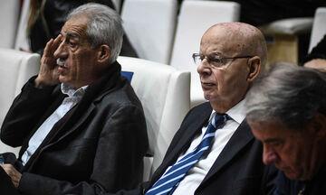 Βασιλακόπουλος: Επιστολή στην ΕΟΕ για Αυγενάκη- «Θέλει να ελέγξει τις Ομοσπονδίες»
