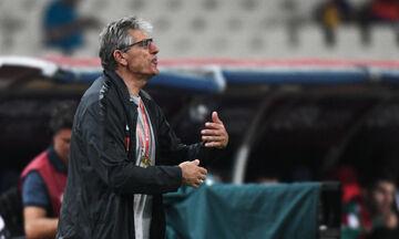 Αναστασιάδης: «Οι παίκτες του ΠΑΟΚ δεν μάτωσαν με τον Ολυμπιακό»
