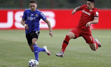 H Λεβερκούζεν 3-0τη Σααρμπρίκεν και προκρίθηκε στον τελικό του Κυπέλλου Γερμανίας (vid)