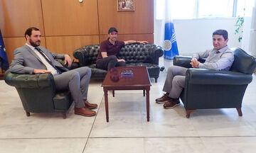 Αυγενάκης: «Οι φίλαθλοι θα επιστρέψουν, μόνο με ομόφωνη απόφαση των 14 ΠΑΕ» (vid)