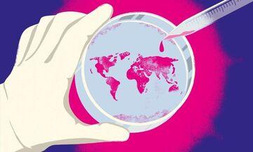 Διαδραστικός χάρτης: Σε ποιες χώρες επιτρέπονται τα ταξίδια