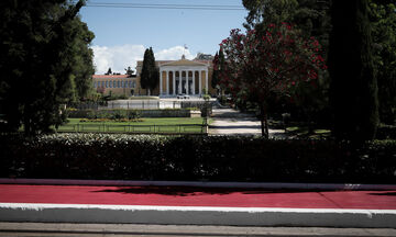 Ξεκίνησαν οι εργασίες για τον «Μεγάλο περίπατο της Αθήνας» (pics - vid)