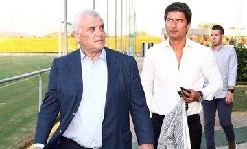 ΑΕΚ: Ο Μελισσανίδης στα Σπάτα για τις μειώσεις και τα... νεύρα των παικτών!