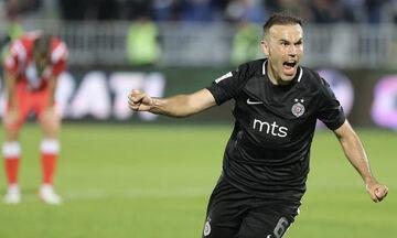 Κύπελλο Σερβίας: Στον τελικό η Παρτιζάν, 1-0 τον Ερυθρό Αστέρα με γκολ του Νάτχο (vid)