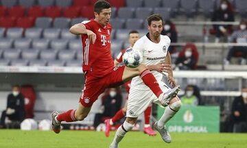 Κύπελλο Γερμανίας: Στον τελικό η Μπάγερν, 2-1 την Άιντραχτ