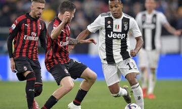 Κύπελλο Ιταλίας: «Σέντρα» ξανά με Γιουβέντους-Μίλαν,Νάπολι-Ίντερ
