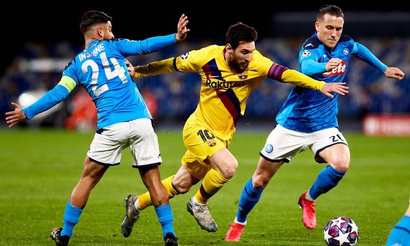 UEFA: Ζητάει από Γιουβέντους, Μπάγερν, Μπαρτσελόνα, Σίτι να παίξουν σε... ουδέτερη έδρα!