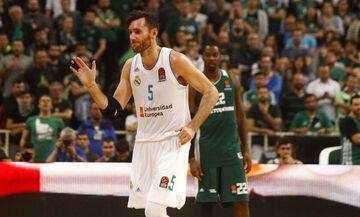 Ρούντι Φερνάντεθ: «Η Ρεάλ Μαδρίτης μπορεί να είναι ανταγωνιστική στο NBA»