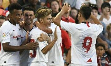 La Liga: Η Σεβίλη πήρε το ντέρμπι κόντρα στην Μπέτις στην επανέναρξη του πρωταθλήματος (highlights)
