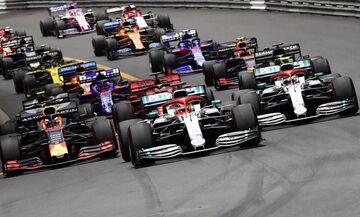 Formula 1: Ακυρώθηκαν 3 Grand Prix εκτός Ευρώπης