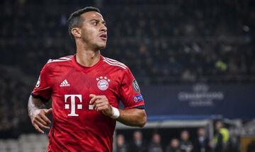 Μπάγερν: Χάνει το υπόλοιπο της Bundesliga ο Αλκάνταρα