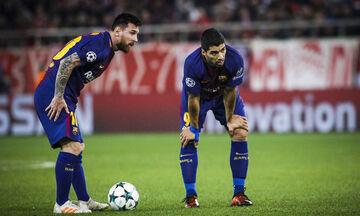 La Liga: Με δύο πούλμαν και σε δύο αποδυτήρια η Μπαρτσελόνα στη Μαγιόρκα