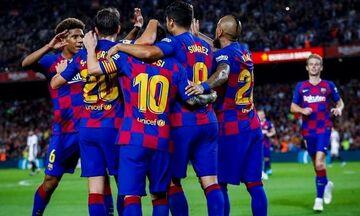 La Liga: Περίπατος για Μπαρτσελόνα στη Μαγιόρκα με γκολ και ασίστ Μέσι (highlights)