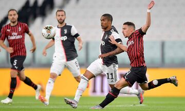 Γιουβέντους - Μίλαν 0-0: Στον τελικό του Κυπέλλου οι «μπιανκονέρι»