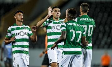 Liga Nos: Με ωραίο γκολ του Καμπράλ η Σπόρτινγκ 1-0 την Πάκος Φερέιρα (vid, βαθμολογία)