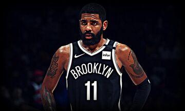 NBA: Βάζει... «μπουρλότο» στην επανέναρξη ο Ίρβινγκ!