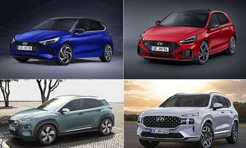 Όλα τα νέα μοντέλα της Hyundai του 2020