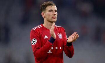 Bundesliga: Με Γκορέτσκα η Μπάγερν, λύγισε τη Γκλάντμπαχ (highlights)