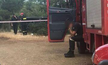 Λαμία: Πυροσβέστης αυτοκτόνησε με αλυσοπρίονο μπροστά σε συνάδελφό του