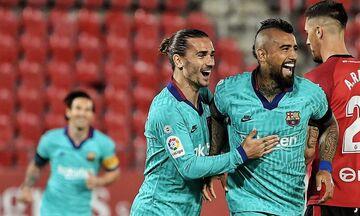 La Liga: Αγριεμένη Μπάρτσα- Γκολ στο πρώτο λεπτό με Βιδάλ (vid)