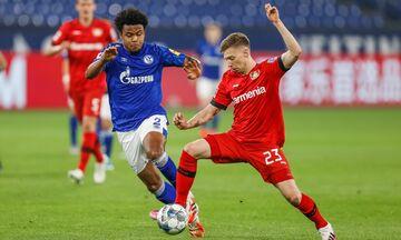 Bundesliga: Αρνητικό σερί για Σάλκε, 1-1 με Λεβερκούζεν (highlights, βαθμολογία)