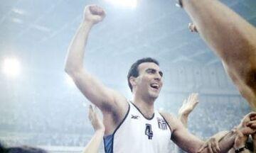 Γκάλης για το Eurobasket ΄87: «Η μεγαλύτερη αθλητική βραδιά της καριέρας μου» (pic)