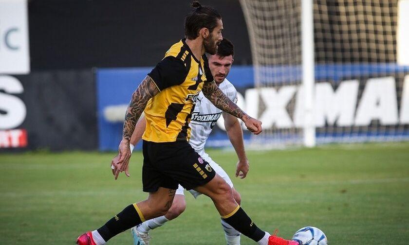 ΟΦΗ - ΑΕΚ 0-2: Πέρασε από το Ηράκλειο, προσπέρασε τον ΠΑΟΚ! (vids)