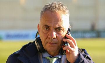 Γιώργος Μίνος: «Ο ΠΑΟΚ κυνηγάει την ΑΕΚ - Ο Φερέιρα θα κριθεί σε Κύπελλο και ντέρμπι!» (vid)