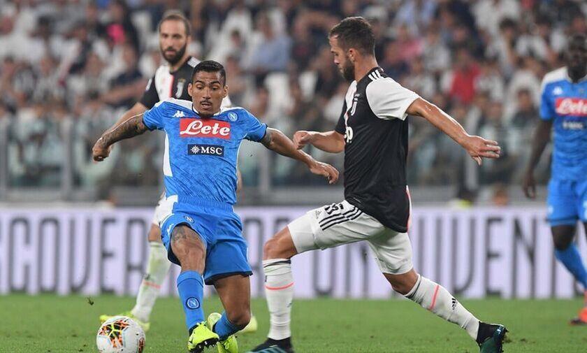 Νάπολι - Γιουβέντους: Ο τελικός του Κυπέλλου Ιταλίας αποκλειστικά στο MEGA