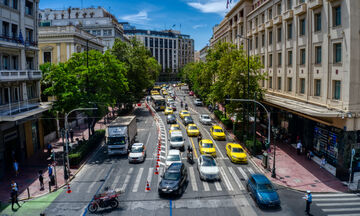 Μεγάλος Περίπατος της Αθήνας: Εναλλακτικές διαδρομές για τα Ι.Χ