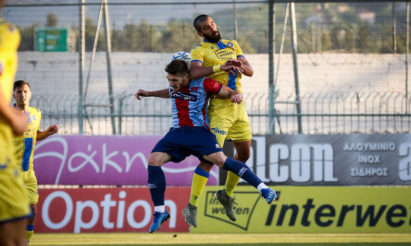 Αστέρας Τρίπολης - Πανιώνιος 0-0: Έχασε ευκαιρία ο «Ιστορικός»