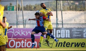 Αστέρας Τρίπολης - Πανιώνιος 0-0: Έχασε ευκαιρία ο «Ιστορικός» (vid)