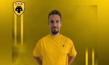 AEK: Ανακοίνωσε Μπάουερ