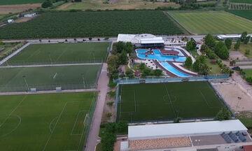 Παναιτωλικός: Επέκτεινε το προπονητικό του κέντρο με δύο νέα γήπεδα (vid)
