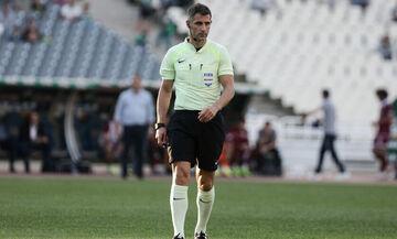 Ο Σιδηρόπουλος στο Ολυμπιακός - Παναθηναϊκός