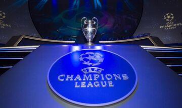 Champions League: Στην Αθήνα η κλήρωση!