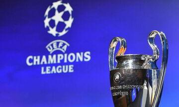 Επίσημο: Στην Αθήνα οι κληρώσεις του Champions και Europa League