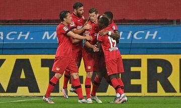 Bundesliga: Νίκη παραμονής για τη Μάιντς και τετράδας για τη Λεβερκούζεν