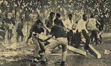 Όταν Ολυμπιακοί και Παναθηναϊκοί έκαναν «καλοκαιρινό» το γήπεδο της Λεωφόρου (vid)