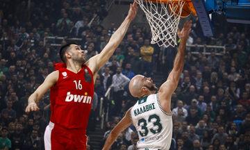 EuroLeague: Οι «κλέφτες» Παπανικολάου και Καλάθης (vid)