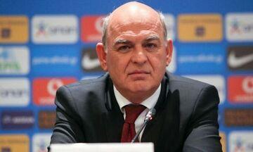 Γραμμένος: «Ανυπομονούμε να φιλοξενήσουμε στην Ελλάδα την ευρωπαϊκή ποδοσφαιρική οικογένεια»
