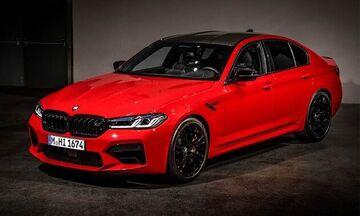Ακόμα πιο ακαταμάχητη η νέα BMW M5
