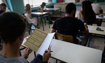 Πανελλαδικές: Συνέχεια με Άλγεβρα για τα ΕΠΑΛ