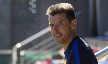 Ο πρώην βοηθός προπονητή της Μπαρτσελόνα, Ουνθούε πάσχει από σπάνια αρρώστια