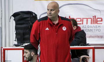 Ολυμπιακός: Παρέμεινε στο τιμόνι της ομάδας ο Κλιάιτς